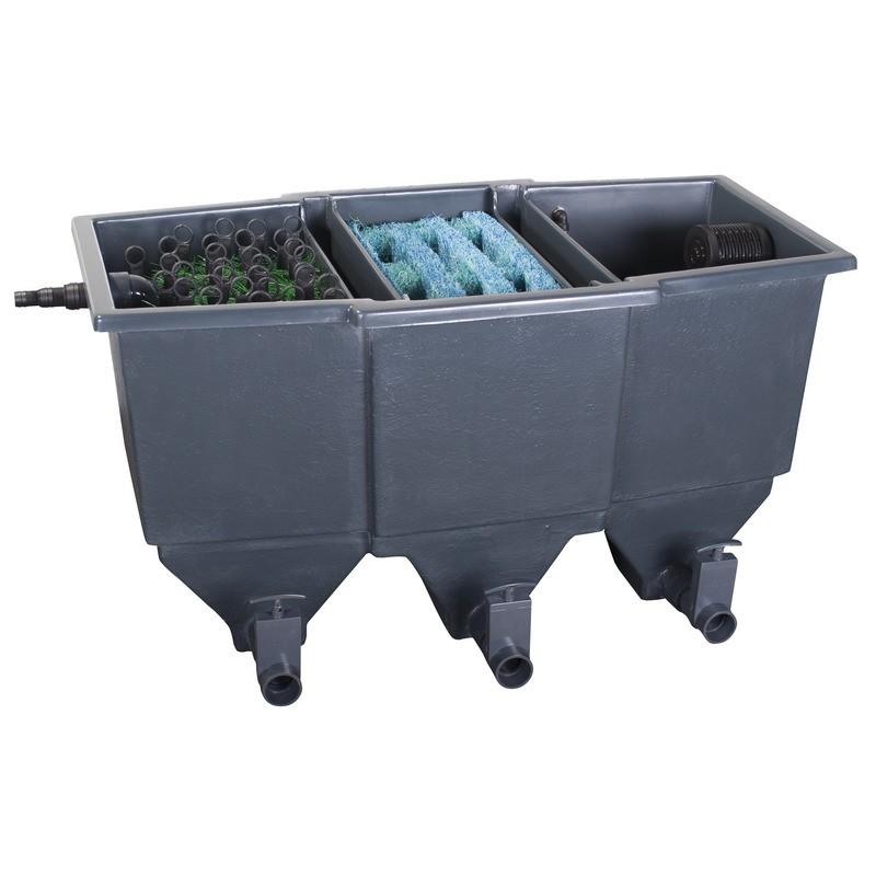 filtre bassin poly tech move filter 30 pisciculture du domaine de brusson